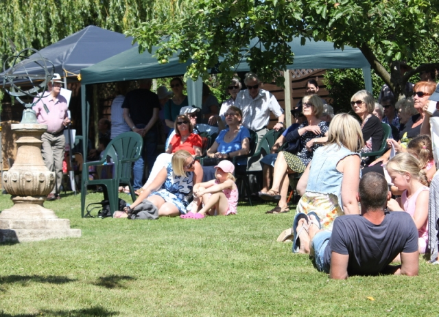 Music in the Garden 2017 - Freda's Garden