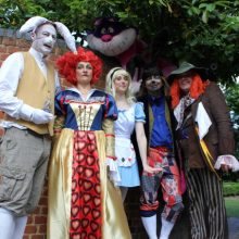 Freda's Garden – Mad Hatter's Tea Party
