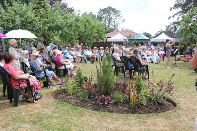 Music In The Garden 2018 - Freda's Garden