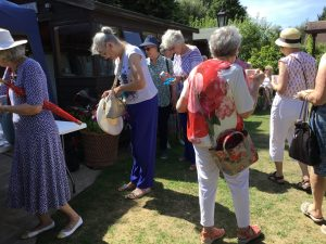 Bromley U3A group visit - July 2018
