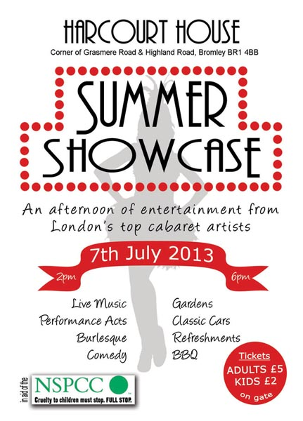Freda's Garden - Summer Showcase 2013