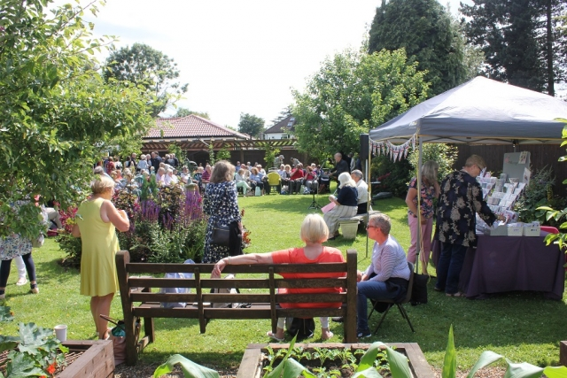 Music in the Garden, Freda's Garden